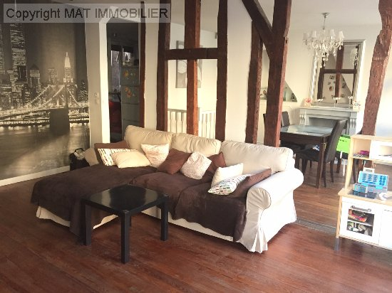 vente appartement VERSAILLES 5 pieces, 110m