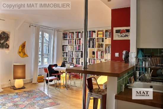 vente appartement VERSAILLES 4 pieces, 107m
